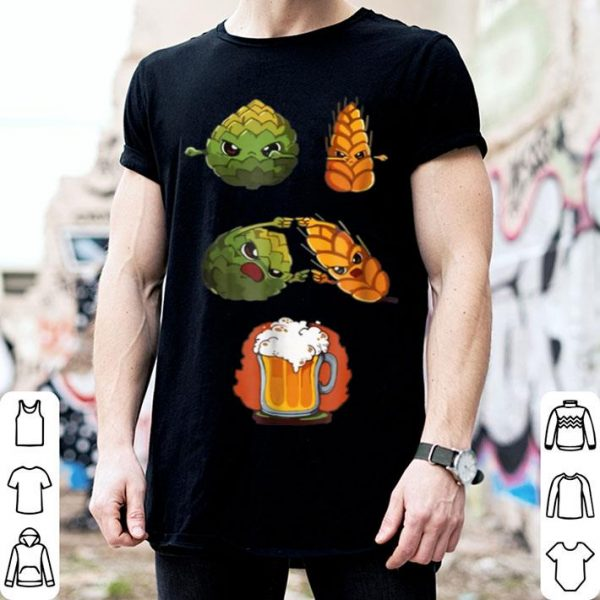 Hot Funny Beer Fusion I Perfect Alcohol Drinkers Wear shirt