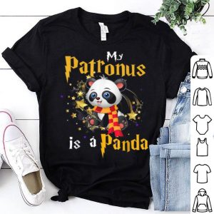 My Patronus Is A Panda Halloween And Christmas Gift shirt