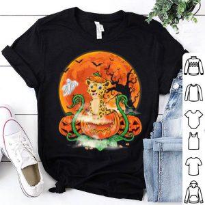 Nice Leopard Pumpkin Halloween Pumpkin Halloween shirt