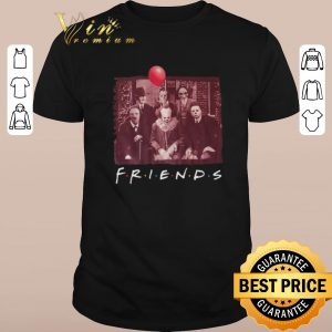 Top Pennywise Friends TV Show Scariest Horror Movies characters shirt sweater