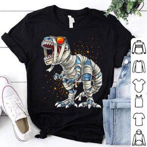 Top T Rex Dinosaur Halloween Mummy Costume Gift Boys shirt