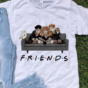 Harry Potter Characters Harry Ron And Hermione Friends shirt