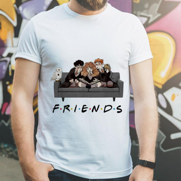4 18 - Harry Potter Characters Harry Ron And Hermione Friends shirt