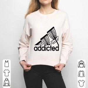 Adidas Disc Golf Addicted shirt