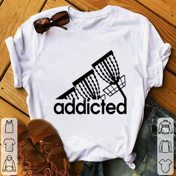 Adidas Disc Golf Addicted shirt