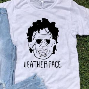 Breaking Bad Leatherface shirt