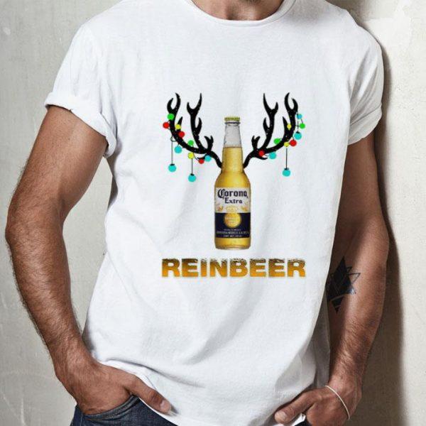 Christmas Reindeer Corona Extra Reinbeer shirt