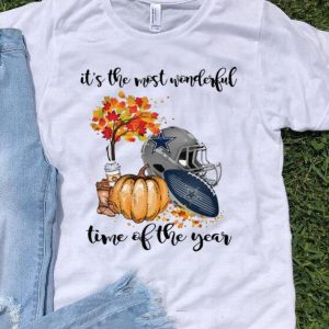 Dallas Cowboys Its The Most Wonderful Time Of The Year shirt