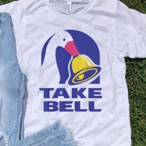 Duck Take Bell Merry Xmas shirt