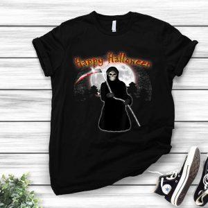 Happy Halloween Grim Reaper shirt
