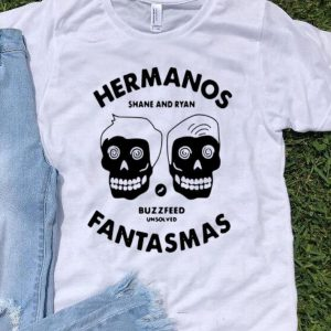 Hermanos Shane And Ryan Buzzfeed Unsolved Fantasmas shirt