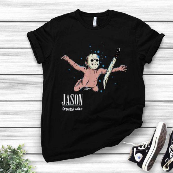 Jason Voorhees Jason Crystal Lake shirt