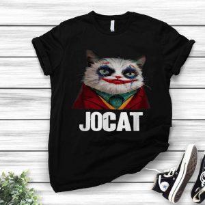 Jocat Joker And Cat shirt