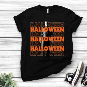 Michael Myers Portrait Halloween shirt