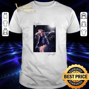 Nice Taylor Swift sing live signature shirt
