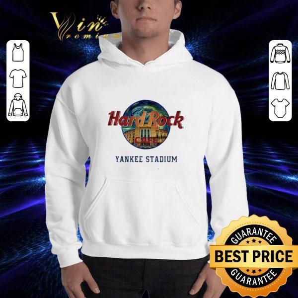 Official Hard Rock Cafe Yankee Stadium shirt