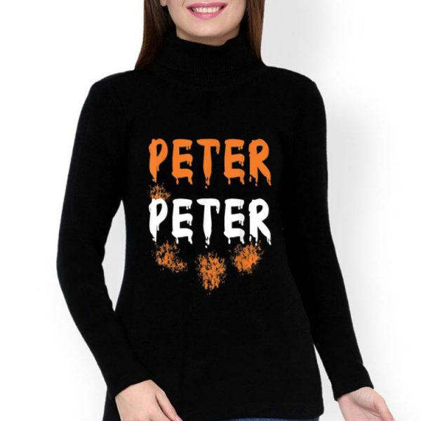 Peter Peter Pumpkin Eater Halloween shirt