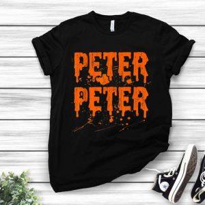 Peter Peter Pumpkin Eater Matching Halloween Costume shirt