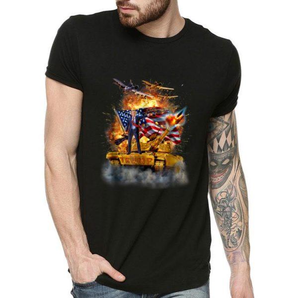 President Donald Trump American Flag Trump 2020 shirt
