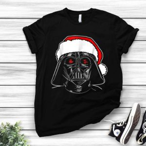 Star Wars Santa Darth Vader Sketch Christmas shirt