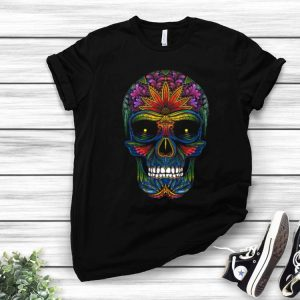 Sugar Skull Day Of The Dead Dia De Muertos shirt