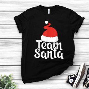 Team Santa Christmas Family Matching Group shirt