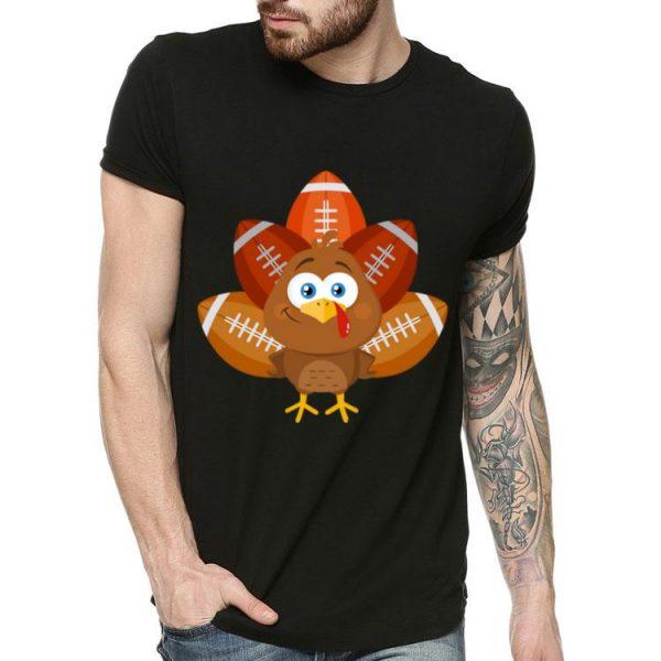 Turkey Football Thanksgiving Day shirt
