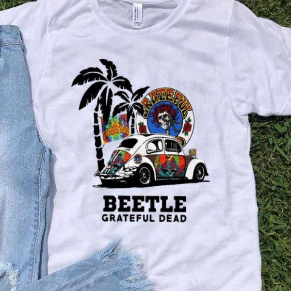 Volkswagen Beetle Grateful Dead shirt