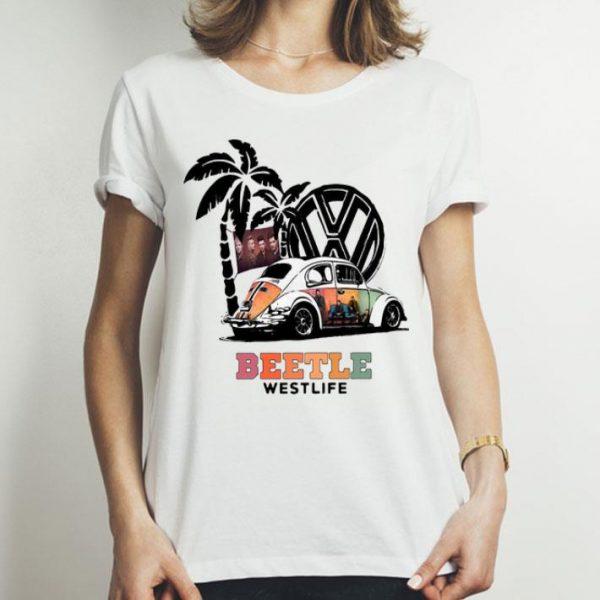 Volkswagen Beetle Westlife shirt