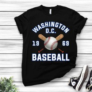 Washington DC Baseball 1969 shirt