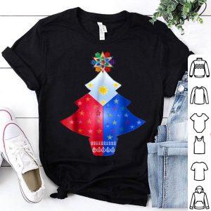 Awesome Maligayang Pasko, Merry Christmas Philippines shirt