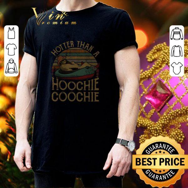 Cheap Alan Jackson Hotter than a Hoochie Coochie ugly Christmas shirt