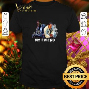 Cheap Snoop Dogg Bad Azz My Friend Signature shirt