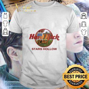 Funny Hard Rock Cafe Stars Hollow shirt