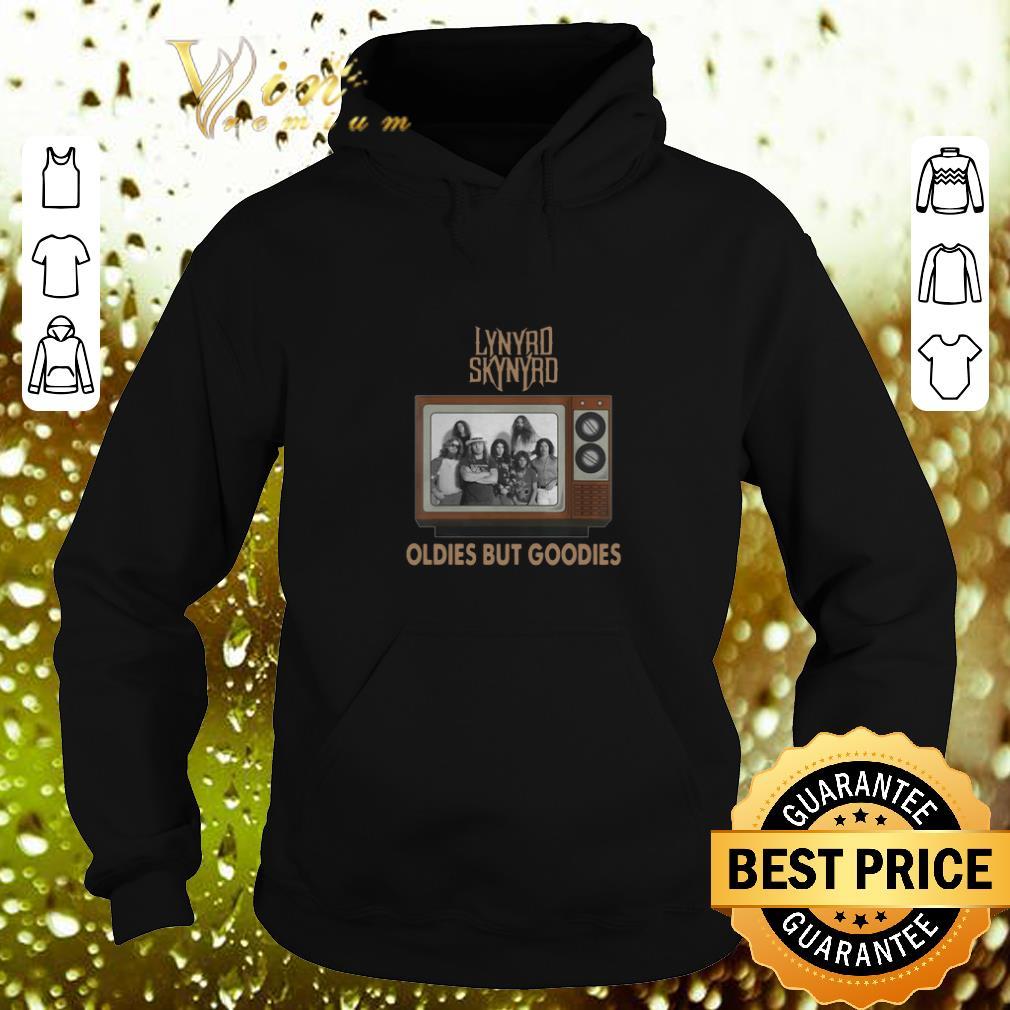 Funny Lynyrd Skynyrd oldies but goodies shirt 4 - Funny Lynyrd Skynyrd oldies but goodies shirt