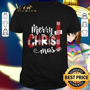 Funny merry Christ mas shirt