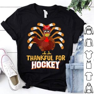 Hot Hockey Turkey Sport Lovers Thanksgiving shirt