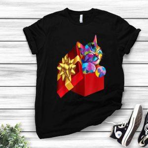Kitten Lovers Cat Christmas Cat Lovers shirt