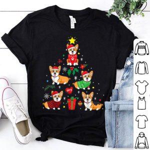 Nice Corgi Christmas Ornament Tree Decor Funny Dog Gift shirt