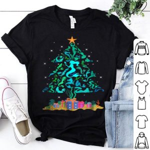 Nice Mermaid Christmas Tree For Men Women Kids shirt