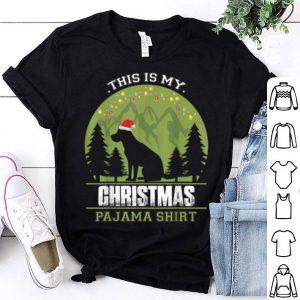 Nice This is my Christmas Pajama Labrador Dog shirt