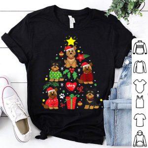 Original Yorkipoo Christmas Ornament Tree Funny Dog Gift shirt