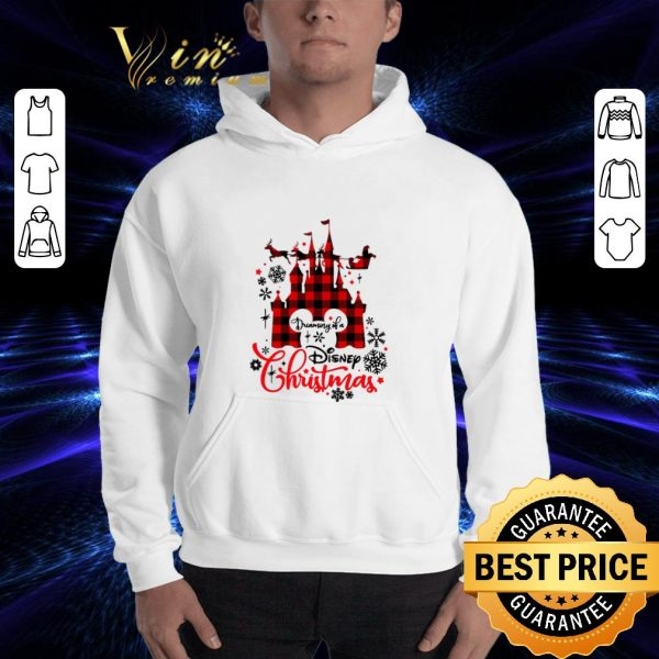 Premium Disneyland dreaming of a Disney Christmas shirt