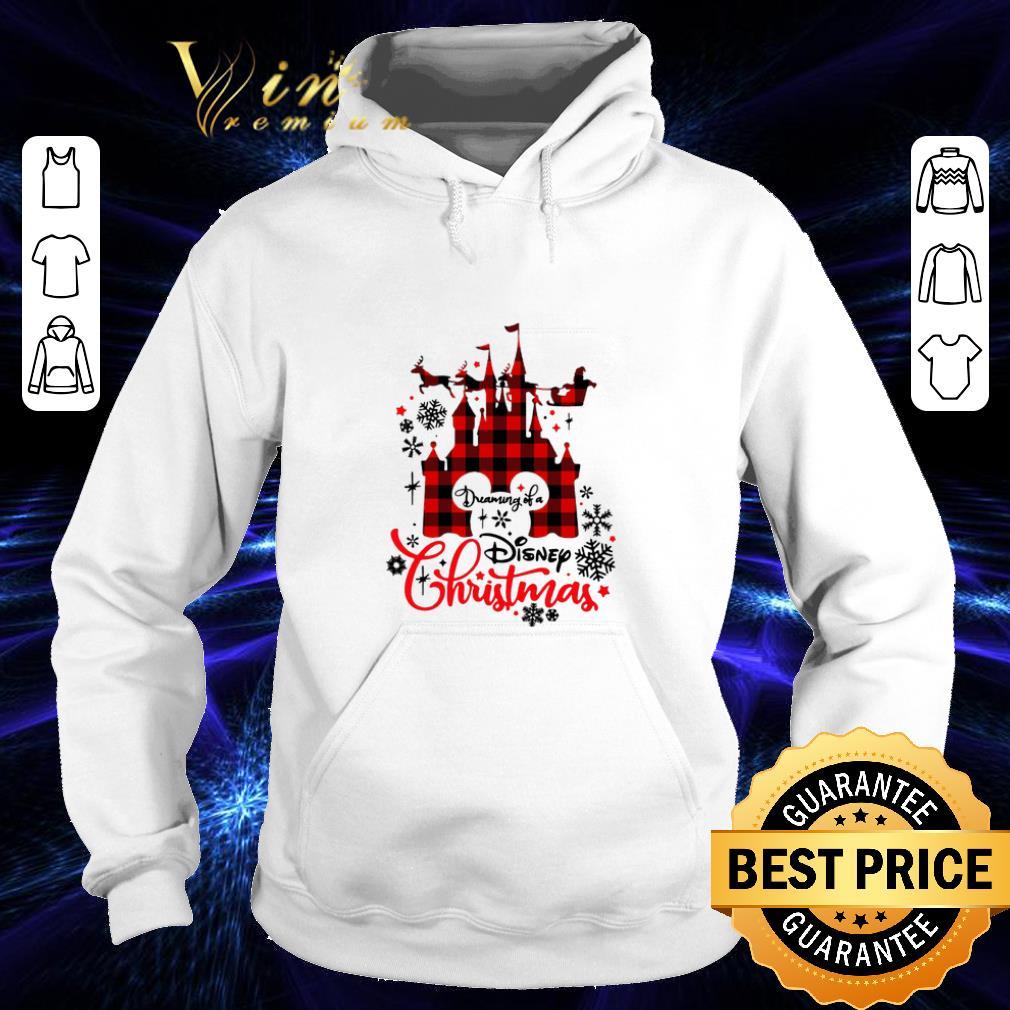 Premium Disneyland dreaming of a Disney Christmas shirt 4 - Premium Disneyland dreaming of a Disney Christmas shirt