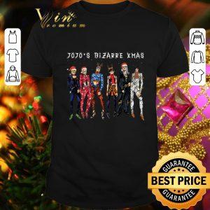Premium Jojo's Bizarre Xmas shirt