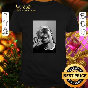 Premium Rapper Snoop Dogg shirt