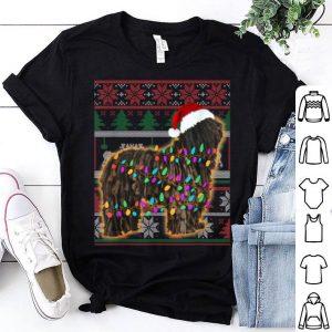 Pretty Bergamasco Ugly Sweater Christmas Gift shirt