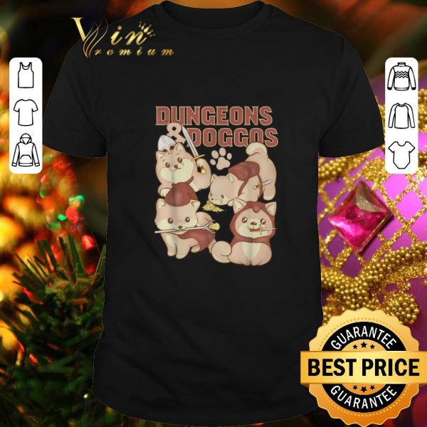 Awesome Dungeons & Doggos shirt