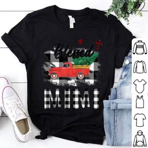 Beautiful Blessed Mimi Christmas Tree Truck For Xmas sweater