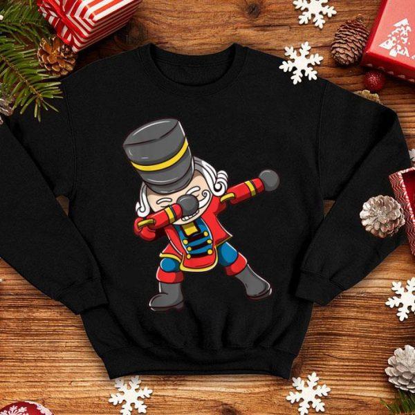 Beautiful Dabbing Nutcracker Squad Funny Matching Christmas Gift sweater